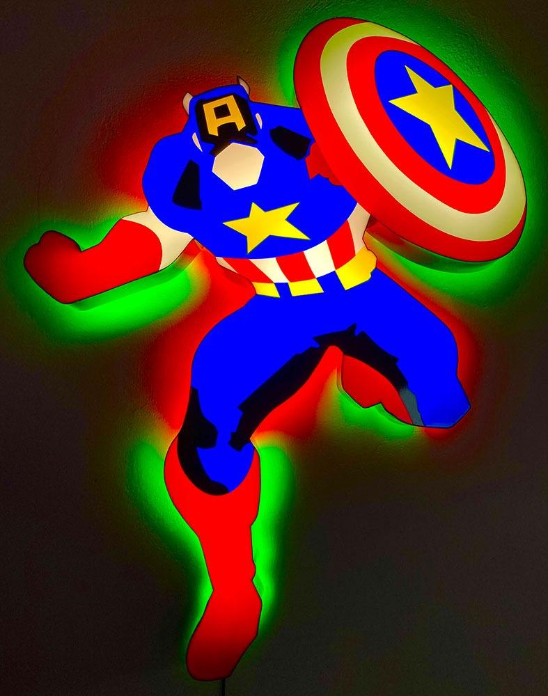 capitan-america-marco-lodola